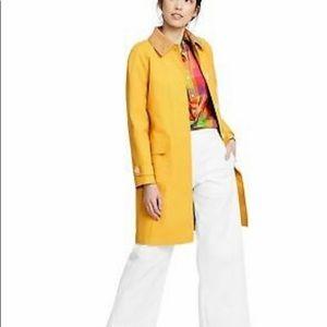 Isaac Mizrahi For Target Yellow/Tan jacket 🧥NWOT